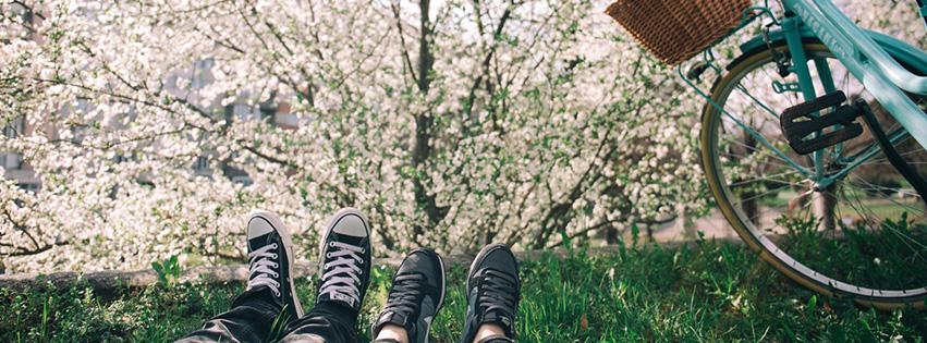 C'est le printemps !
