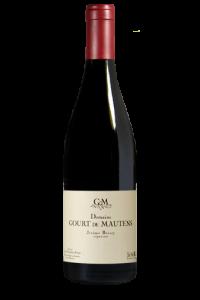 IGP VAUCLUSE-DOMAINE GOURT DE MAUTENS-ROUGE-2014-75CL