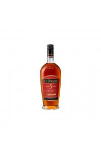 RHUM-EL DORADO-5 ANS 40%-70CL