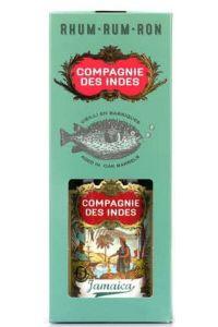 """Compagnie des Indes - Rhum de Melasse """"Jamaica"""", 5 ans, 43° - 70cl"""