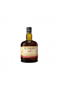 RHUM-EL DORADO-12 ANS 40%-70CL