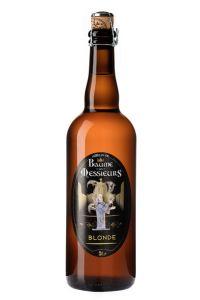 """Brasserie La Rouget de Lisle - Blonde, """"Abbaye Baume les Messieurs"""", 75 cl"""