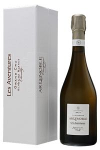 CHAMPAGNE GRAND CRU-CHAMPAGNE LENOBLE-LES AVENTURES-75CL***