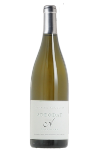 COLLIOURE-DOMAINE AUGUSTIN-ADEODAT-BLANC-2018-75CL