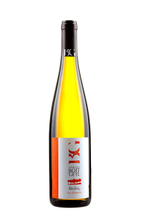 ALSACE RIESLING-DOMAINE BOTT GEYL-LES ELEMENTS-BLANC-2017-75CL