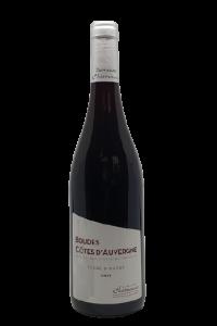 COTES D'AUVERGNE-BOUDES-CHARMENSAT-TERRE D'OCRES-ROUGE-2019-75CL***
