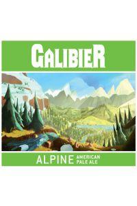 Galibier American Pale Ale Alpine 75cl
