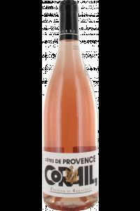 """Château de Roquefort - AOP Côtes de Provence """"Corail"""" Rosé, 2020"""