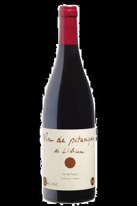 """MAS DE LIBIAN - vin de france rouge """"pétanque"""" - ARDÈCHE"""
