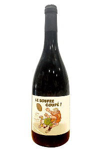 CHATEAU VALCOMBE-LE SOUFRE COUPE-ROUGE-75CL