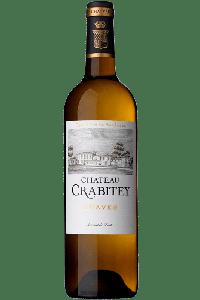 GRAVES-CHATEAU CRABITEY-BLANC-2016-75CL