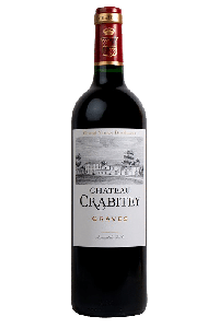 GRAVES-CHATEAU CRABITEY-ROUGE-2014-75CL
