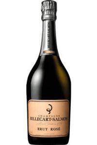 CHAMPAGNE-BILLECART SALMON-BRUT ROSE-BULLES-150 CL***