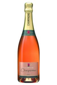 CHAMPAGNE-DOMAINE CHARPENTIER-BRUT-ROSE-75CL