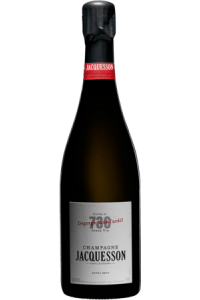 CHAMPAGNE-CHAMPAGNE JACQUESSON-N°736 D.T.-75CL***