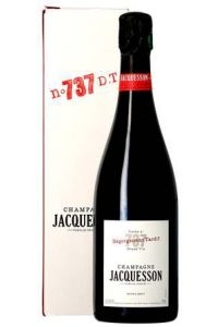CHAMPAGNE-CHAMPAGNE JACQUESSON-N°737 DT ***-75CL