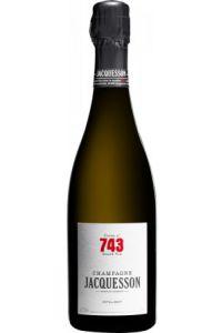Champagne Extra-Brut Jacquesson Cuvée 743