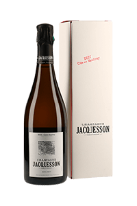 CHAMPAGNE-CHAMPAGNE JACQUESSON-DIZY CORNE -BAUTRAY-BULLES-2004-75CL***