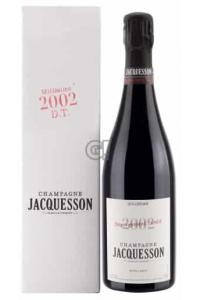 CHAMPAGNE GRAND CRU-CHAMPAGNE JACQUESSON-D.T.***-2002-75CL