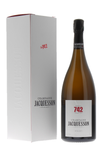 CHAMPAGNE-CHAMPAGNE JACQUESSON-CUVEE 742-150 CL***