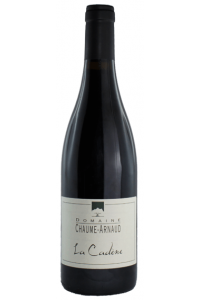 VINSOBRES-DOMAINE CHAUME ARNAUD-CADENE-ROUGE-2014-75CL