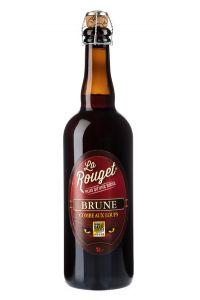 """Brasserie La Rouget de Lisle - Brune, """"Combe Aux Loups"""", 75 cl"""