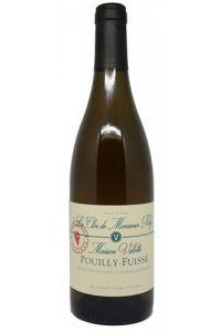 POUILLY FUISSE-MAISON VALETTE-CLOS DE MR NOLY-BLANC-2007-75CL