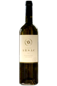 IGP ARDECHE-DOMAINE ARSAC-ARGENCE CHARDONNAY-BLANC-2016-75CL