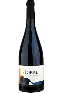 COTES DU ROUSSILLON VILLAGES-DOMAINE GARDIES-LA TORRE-ROUGE-2015-75CL***