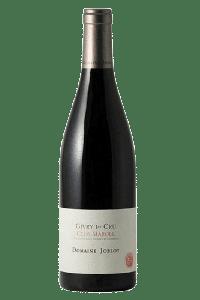 GIVRY PREMIER CRU-DOMAINE JOBLOT-CLOS MAROLE-ROUGE-2017-75CL