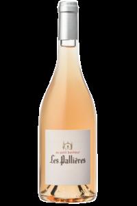 VIN DE FRANCE-DOMAINE LES PALLIERES-AU PETIT BONHEUR-ROSE-2018-75CL