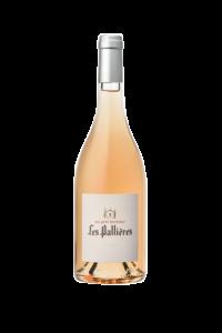 VIN DE FRANCE-DOMAINE LES PALLIERES-AU PETIT BONHEUR-ROSE-2019-75CL