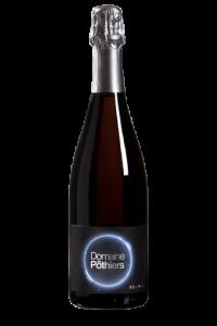 VIN DE FRANCE-DOMAINE DES POTHIERS-ECLIPSE ROSE-BULLES-2020-75CL