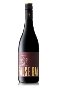 AFRIQUE DU SUD-FALSE BAY VINYARDS-PINOTAGE-ROUGE-2016-75CL