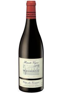 Gallety Côtes du Vivarais Haute Vigne