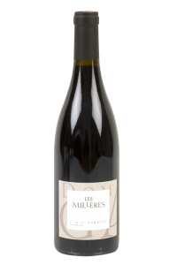 COTES DU ROUSSILLON VILLAGES-DOMAINE GARDIES-MILLERES-ROUGE-2017-75CL