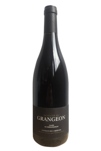 IGP ARDECHE-DOMAINE GRANGEON-BERGOUGNOU-ROUGE-2016-75CL