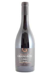 IGP ARDECHE-DOMAINE GRANGEON-CHATUS-ROUGE-2016-75CL