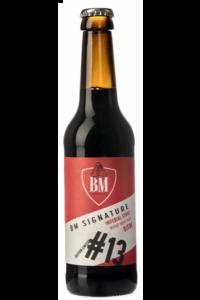 """Brasserie La Rouget de Lisle - Imperial Stout, """"BM Signature #13"""", 33 cl"""