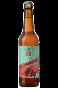 """Brasserie La Rouget de Lisle - Imperial Berliner Weiss, """"BM Signature #14"""", 33 cl"""