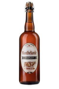 """Brasserie La Rouget de Lisle - Triple Blonde, """"Montbeliarde"""", 75 cl"""