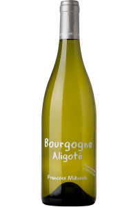 BOURGOGNE-DOMAINE MIKULSKI-ALIGOTE-BLANC-2016-75CL