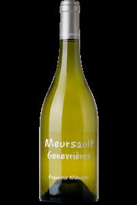 MEURSAULT PREMIER CRU-DOMAINE MIKULSKI-GENEVRIERES-BLANC-2016-75CL***