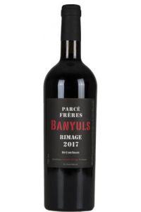 BANYULS-VINS PARCE FRERES-RIMAGE-ROUGE-2017-75CL
