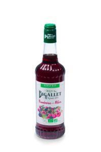 Bigallet - Sirop BIO - Framboise Mûre, 70cl