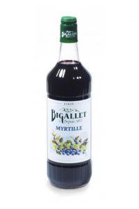 BIGALLET-SIROP MYRTILLE-100CL