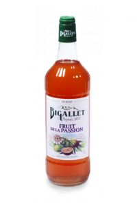 Bigallet - Sirop - Passion, 100cl