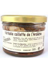 Salaisons Teyssier Véritable caillette de l'Ardèche