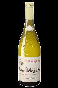 """Châteauneuf-du-Pape - Vieux Télégraphe, """"Vieux Télégraphe"""" blanc, 2019"""