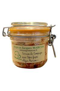 MARCON REGIS ET JACQUES-TERRINE AUX CEPES-180GR